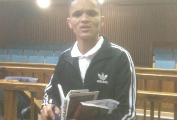 Youngster admits to murder, denies rape
