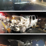 Truck driver killed in horror crash