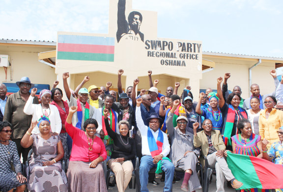 Swapo Party School induction kick-start