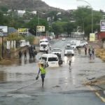 Good rain falls in and around Windhoek