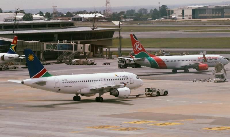 Intoxicated crew grounds Air Namibia flight