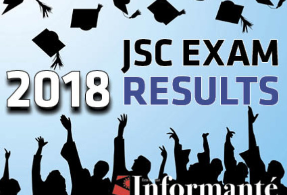JSC Exam Results 2018