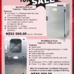 Meat / Biltong Dryer for Sale