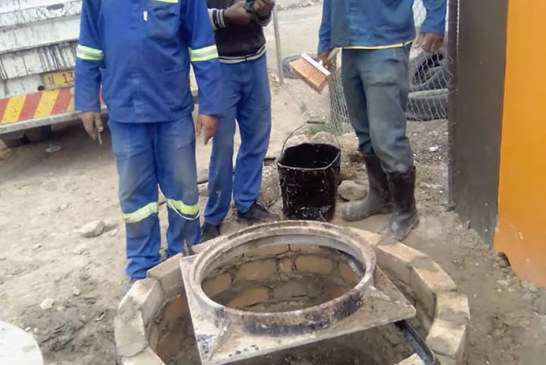 Millions for new sewerage