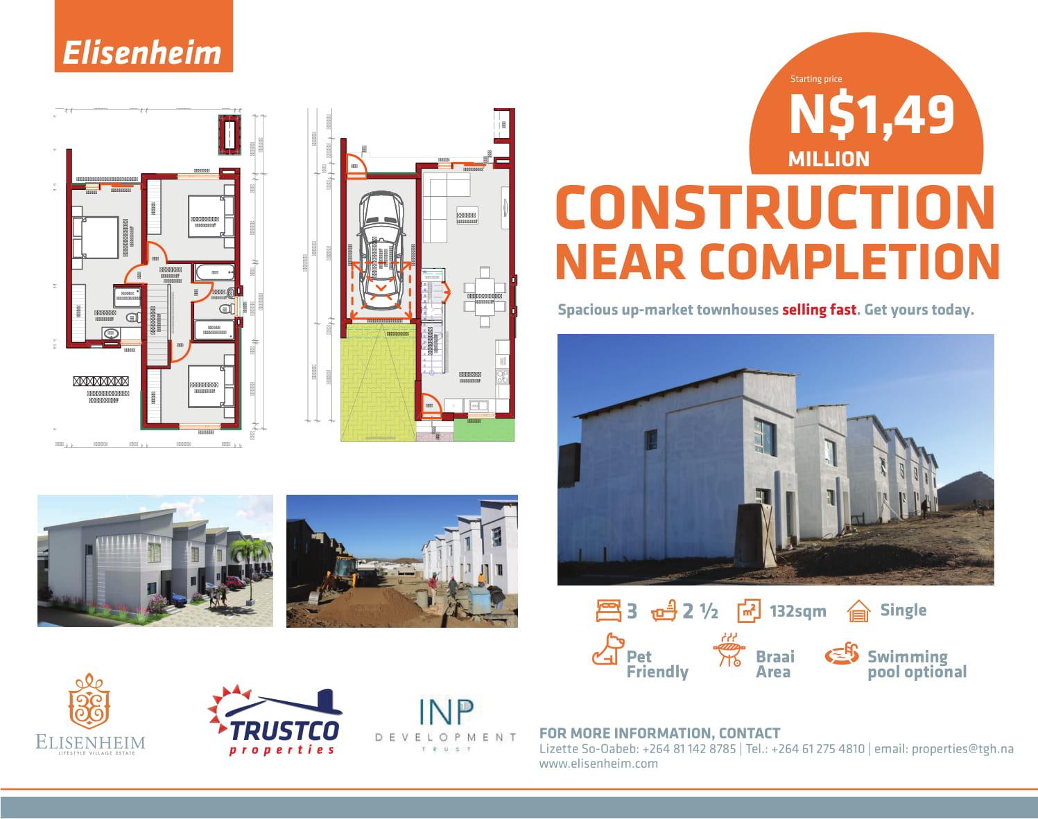 Trustco Properties Ridgeview Estate