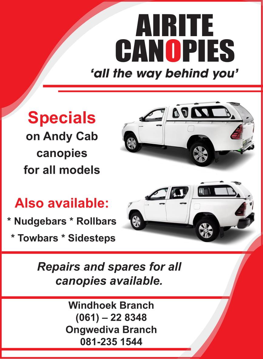 Airite Canopies