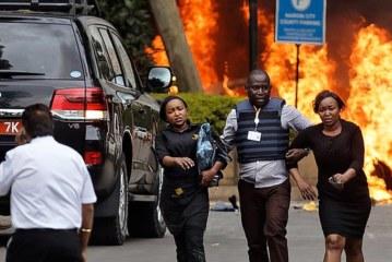 Al-Shabaab claims responsibility for Nairobi terror attack