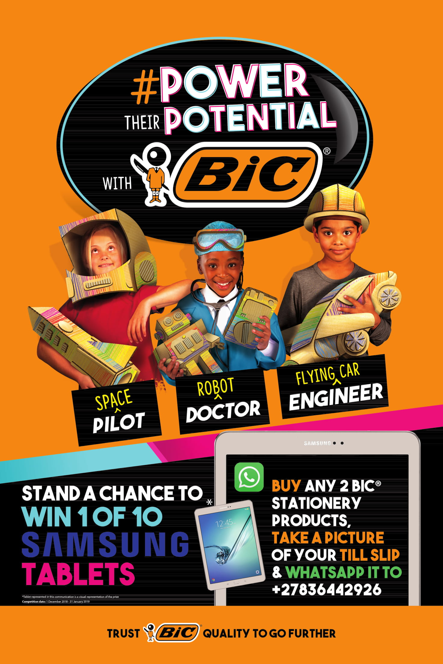 BIC - Back to School