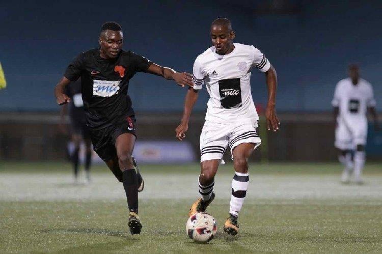 Black Africa beat Pirates convincingly