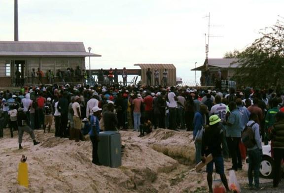 Desperate job-seekers still crowding TransNamib