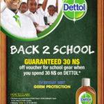 Dettol Back to School