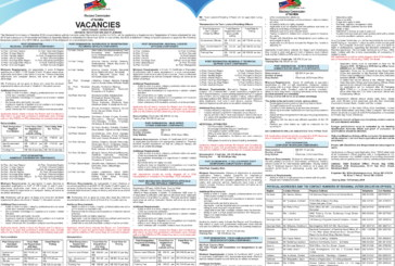 Electoral Commission of Namibia Vacancies