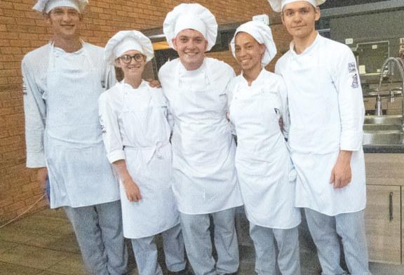 Junior Chef Off to India
