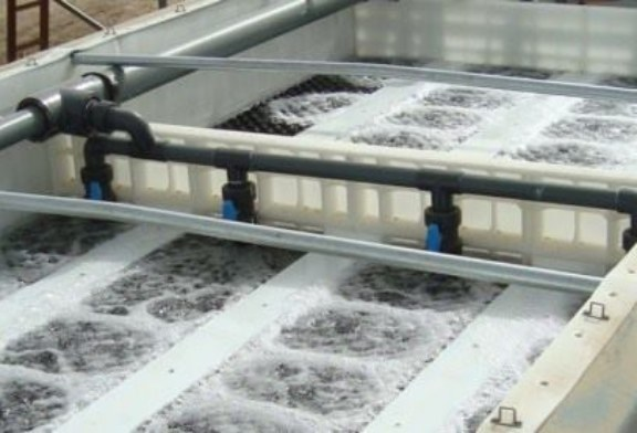 Germany funds new treatment plant