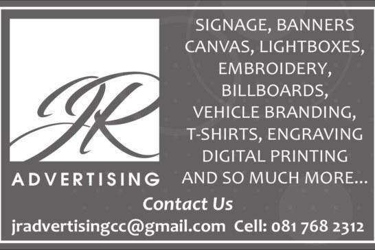JR Advertising