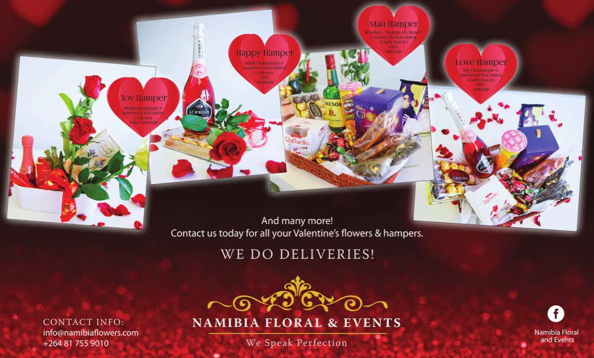 Namibia Floral & Events
