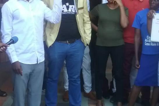 Nauyoma released on bail