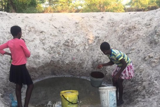 Ohenghono villagers forced to drink dirty water