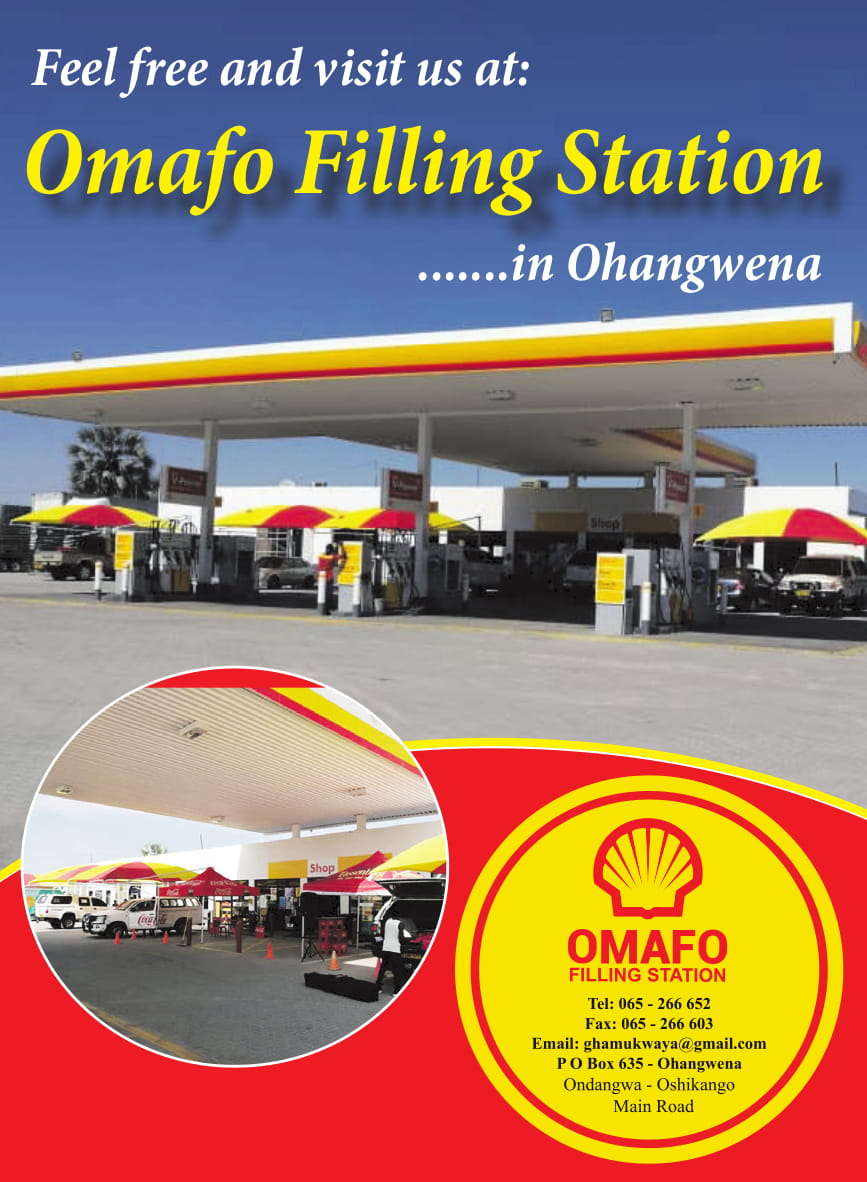 Omafo Service Station