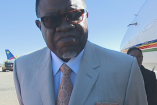 President Geingob to attend award ceremony in Abu Dhabi