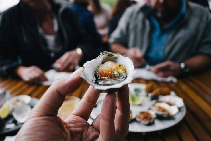 Public may consume shellfish again
