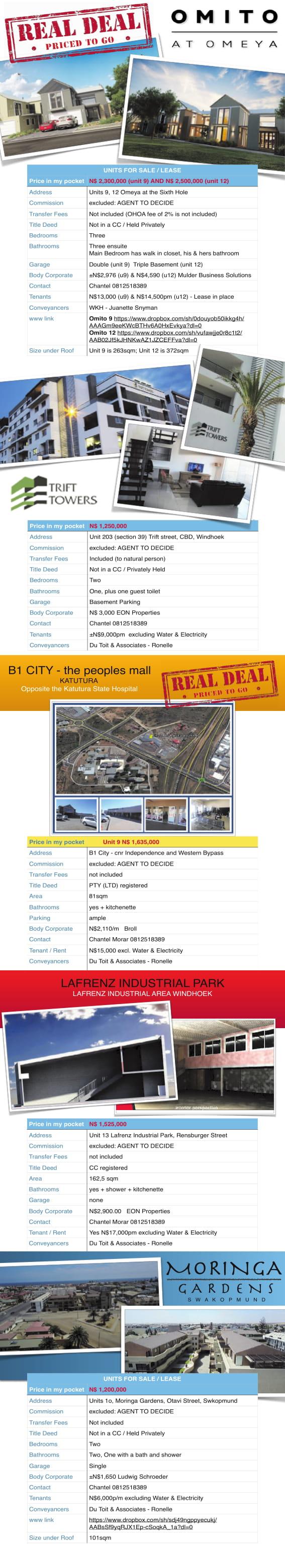 Real Deal Properties