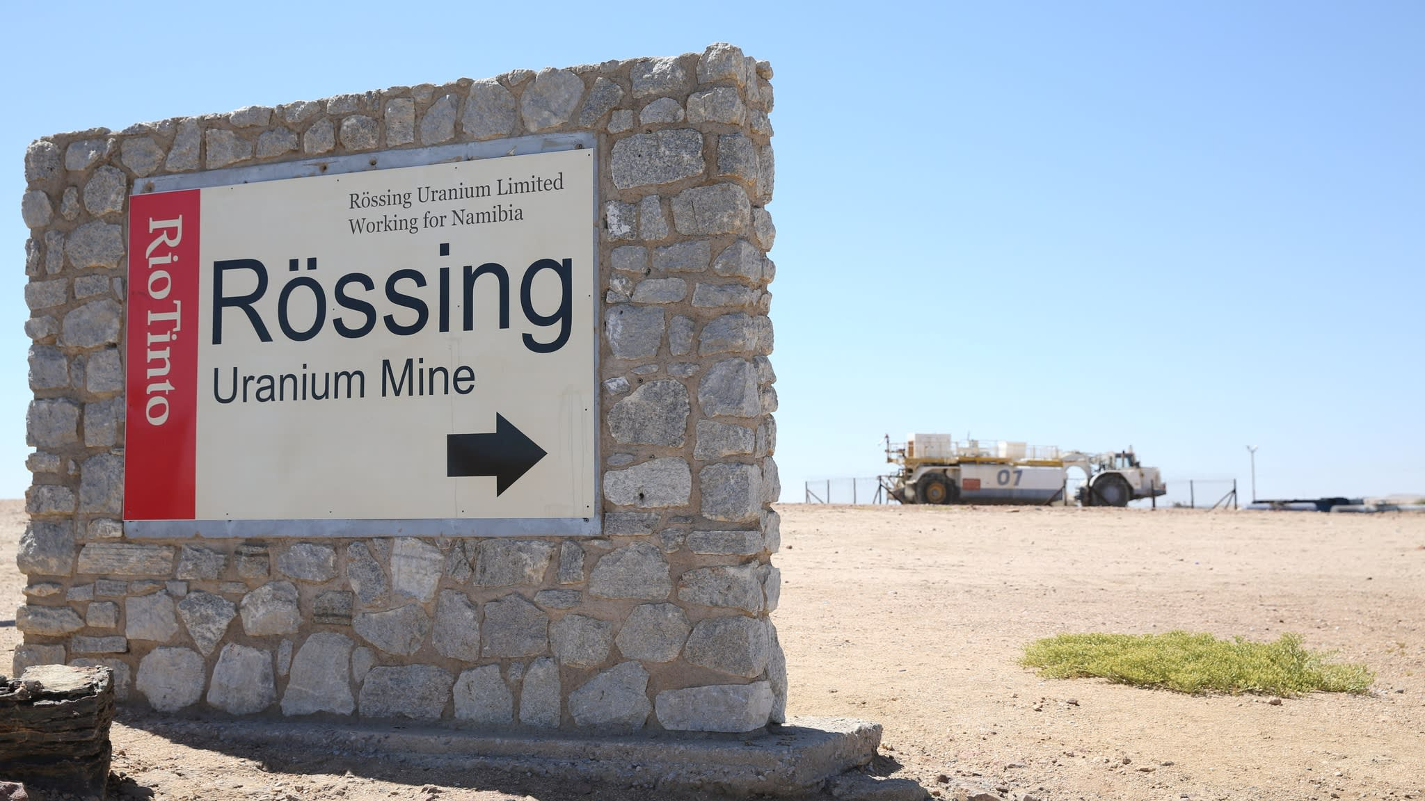 Rössing Uranium transfer to Chinese near completion