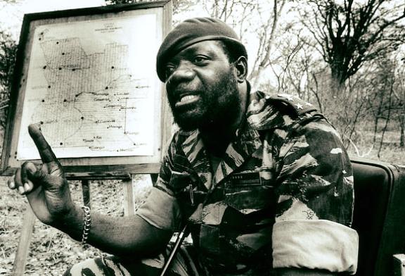 Savimbi to be reburied in April