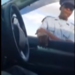 Scandalous behaviour by drunken police officer