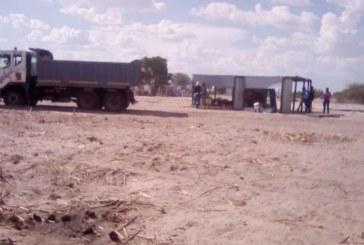Several shacks demolished at Oshakati
