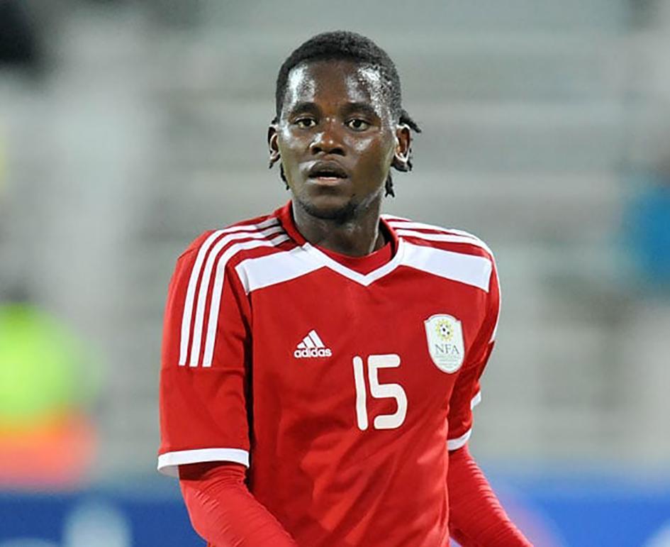 Shilongo transfers to Ismaily SC