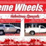 Supreme Wheels Sales