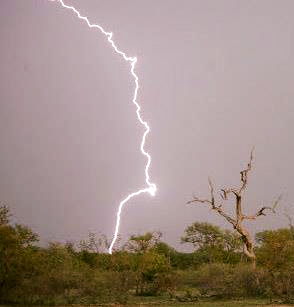 Three struck by lightning in Ohangwena