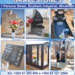 Ubi Caritas Gravestones