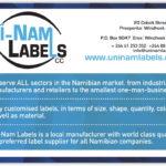 UniNam Labels
