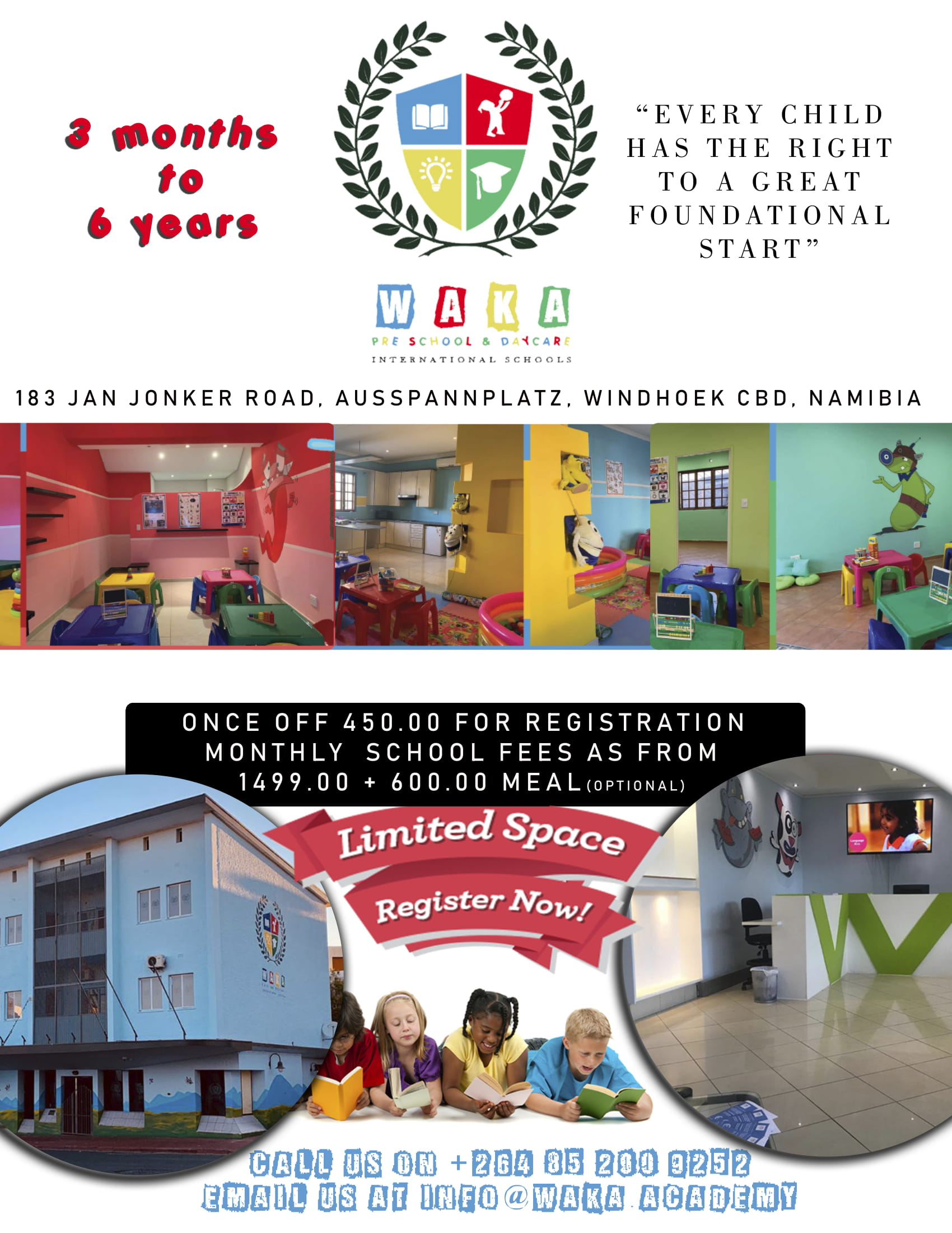 Waka International School