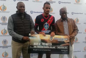 Black Africa denies Arrows a place in the semi finals