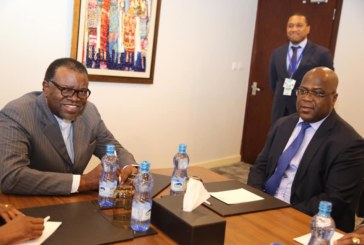 DRC and Zimbabwe requested to clarify problems at AU Summit