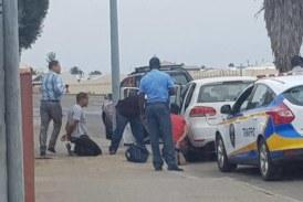 Drug dealer arrested next to school yard