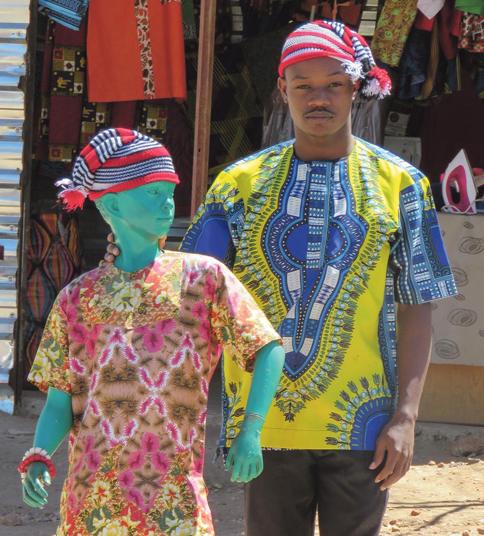 Eveline street fashion express