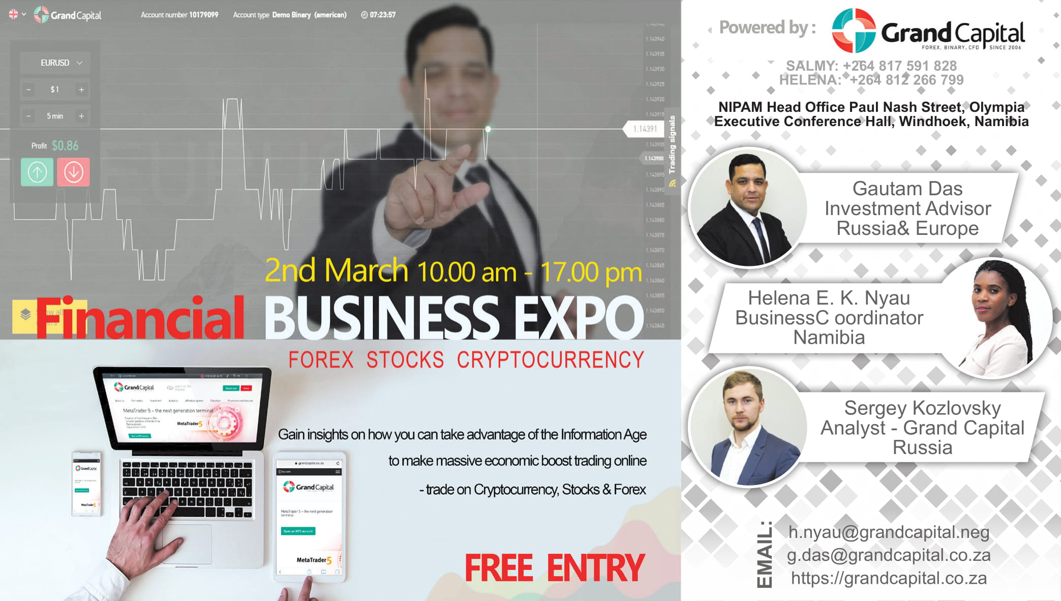 Financial Business Expo