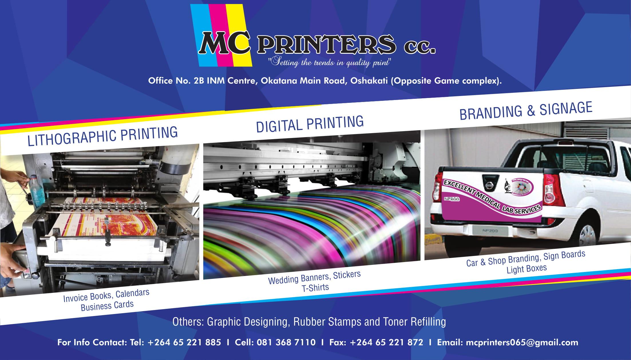 MC Printing