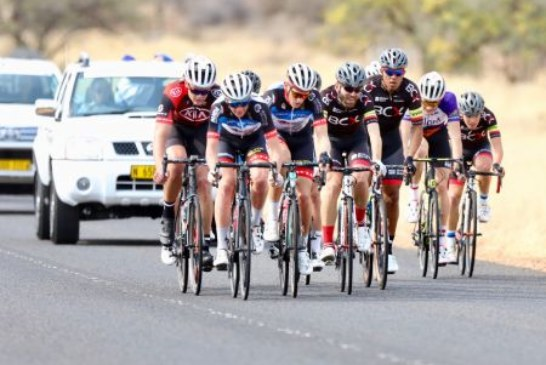 Miller grabs national cycle championship