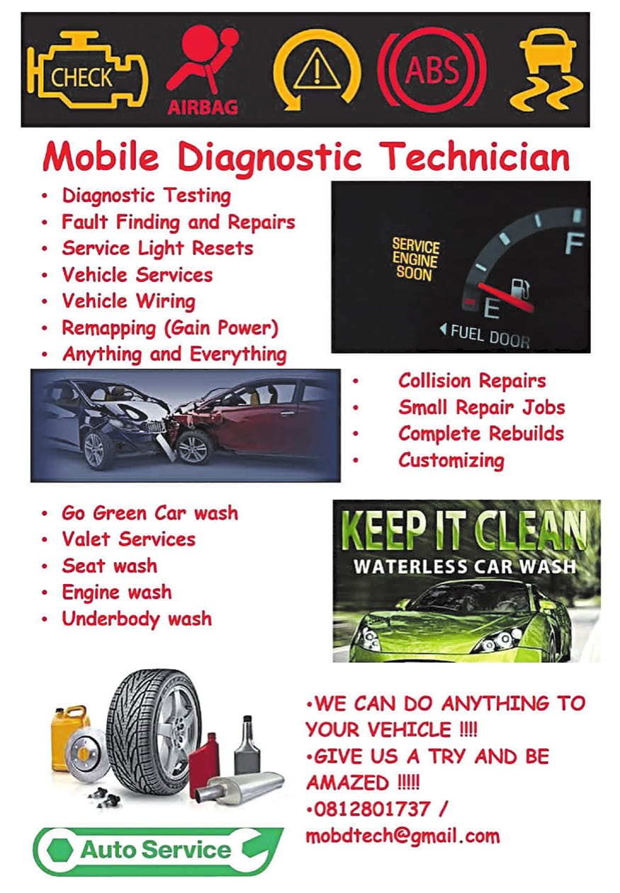 Mobile Diagnostics