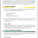 Namcol Technical Vocational Education and Training Programmes