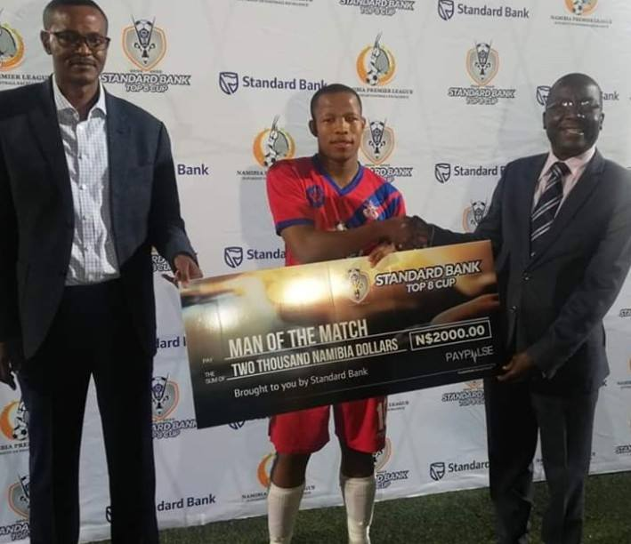 Pirates defeated in Standard Bank Top 8 Cup
