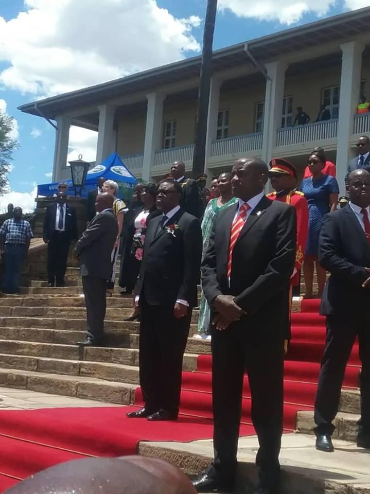 President Geingob calls for integrity and accounability