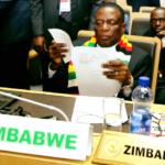 President Mnangagwa briefs SADC on Zimbabwe