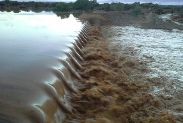 Record rain numbers measured in southern Namibia