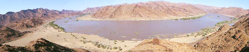 Sharing of Orange River to be revised